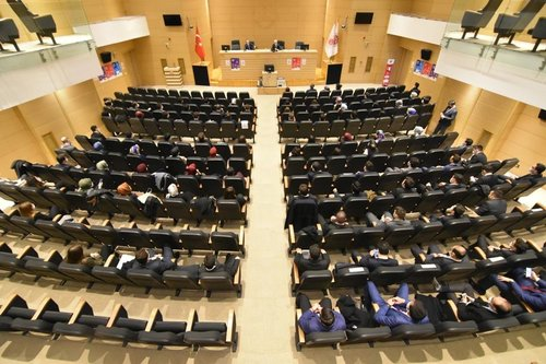 Hakim ve savcı adayları için staj merkezi! | SON TV